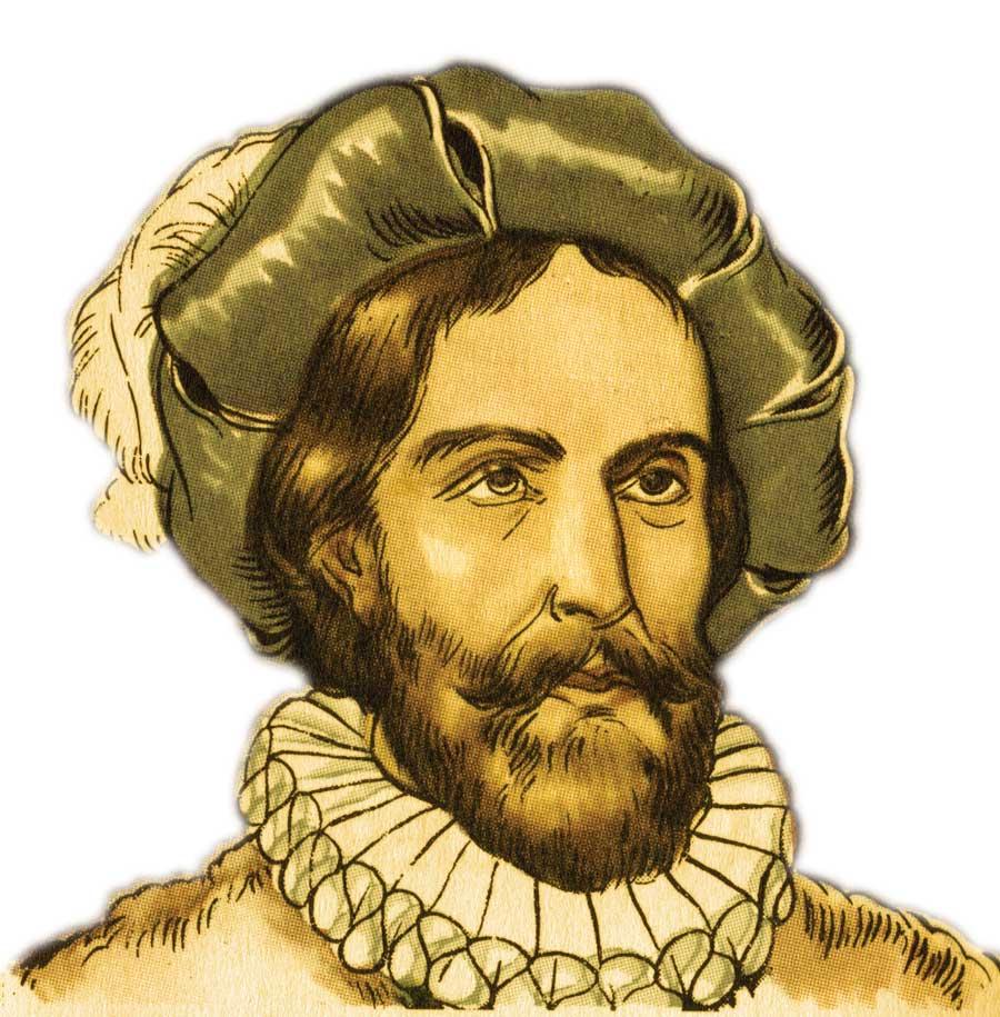 João Dias de Sólis: bandido em Portugal, herói na Espanha, pioneiro na América do Sul