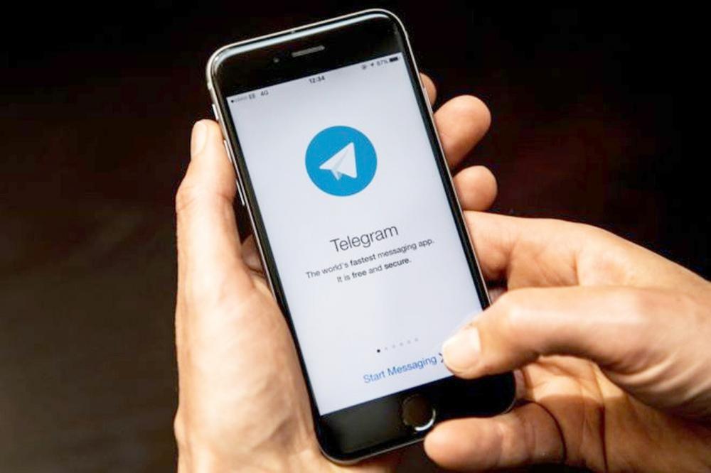 Todo mundo está migrando para o Telegram