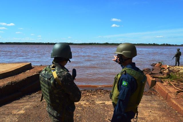 Militar rondonense está desaparecido após acidente com duas embarcações em Guaíra