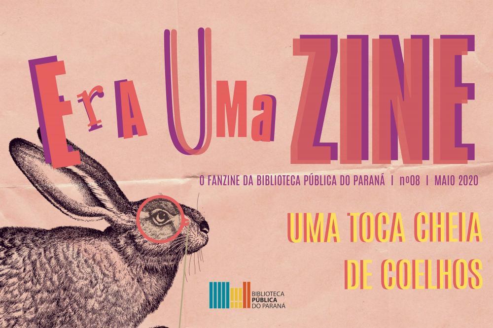Biblioteca Pública lança fanzine digital para o público infantil