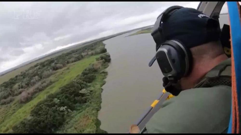 Buscas por militar desaparecido no Rio Paraná entram no quarto dia