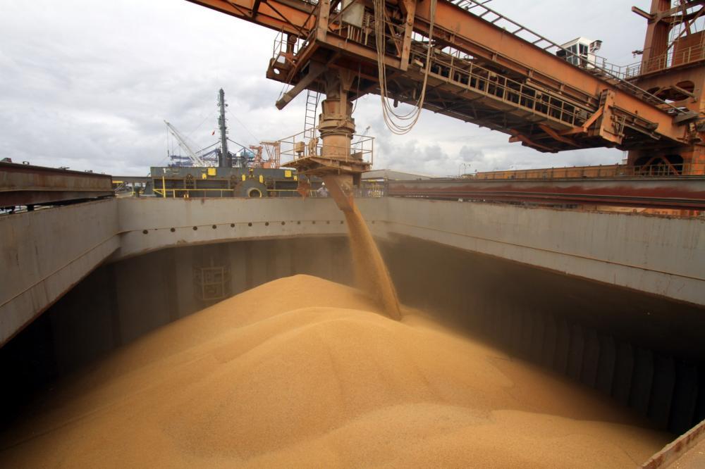Porto de Paranaguá recebe mais vagões e menos caminhões