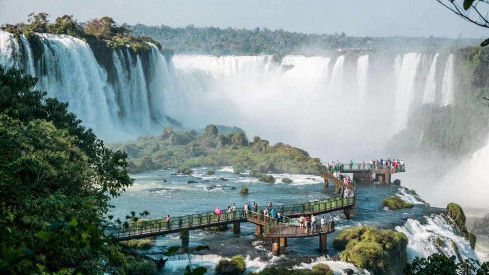 Itaipu, Cataratas do Iguaçu e Parque das Aves reabrirão dia 10 de junho