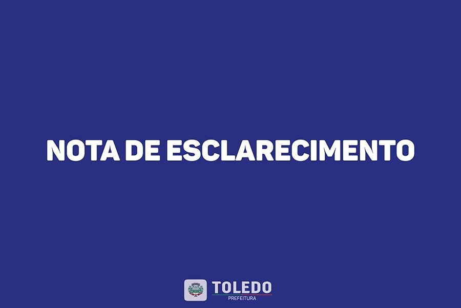 Prefeitura de Toledo vai abrir procedimento administrativo para apurar pagamento irregular de auxílio emergencial