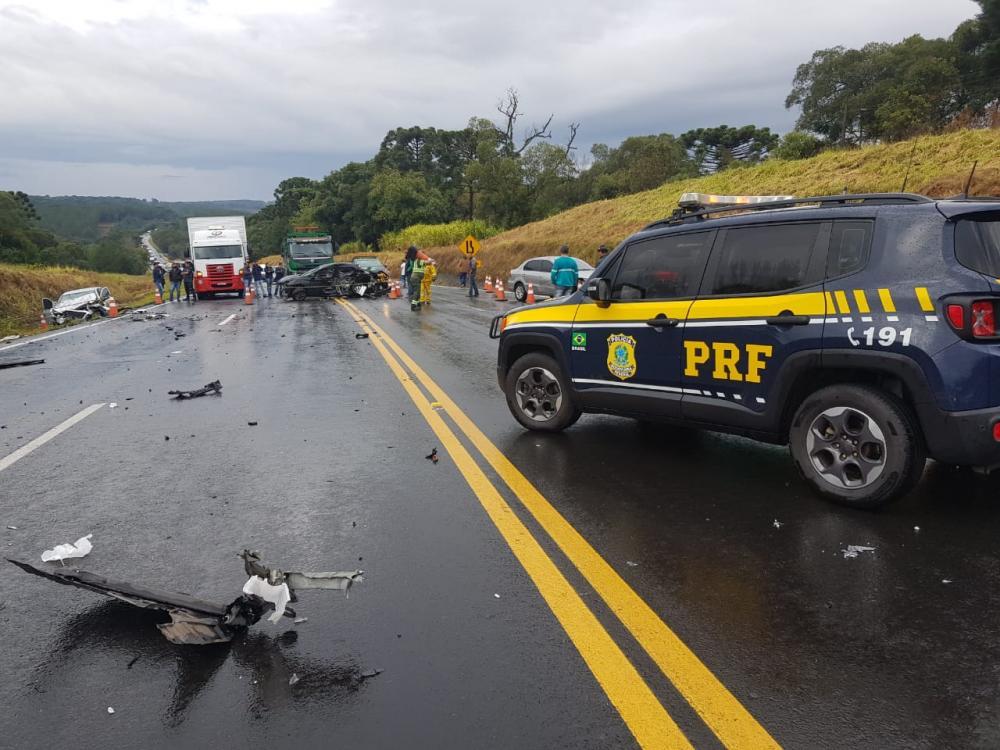 Pré-candidato a prefeito de Foz do Iguaçu morre em acidente na BR 277