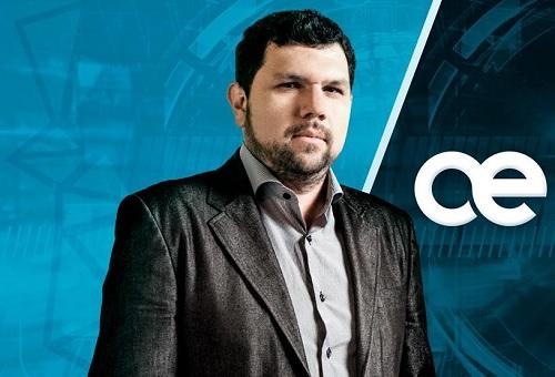 Blogueiro Oswaldo Eustáquio