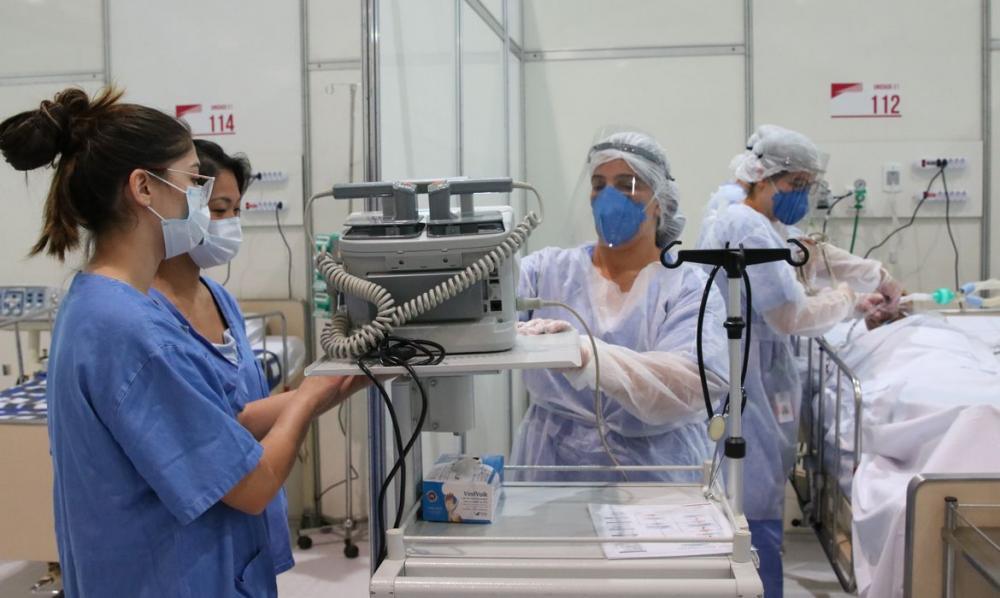 Coronavírus avança em Toledo com mais 44 casos e 2 óbitos em 24h