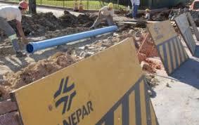 Melhorias nas redes de distribuição de água podem interromper abastecimento em bairros de Cascavel