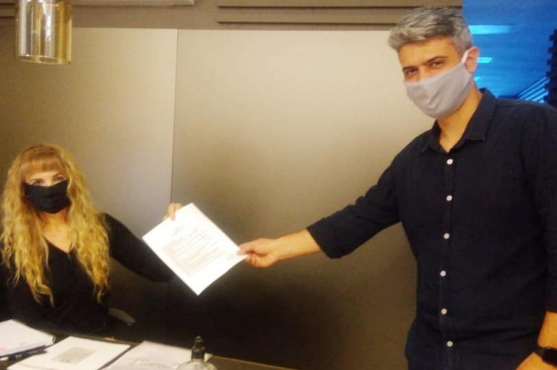 Michel Lopes é candidato à reeleição na Acic
