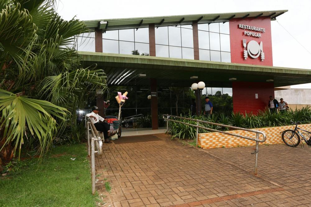 Restaurante Popular volta a funcionar segunda-feira