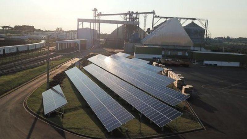Cotriguaçu inaugura em março o maior complexo de geração de energia solar do estado
