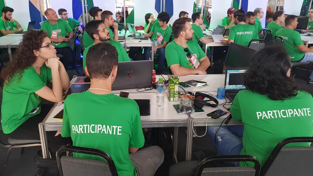 Hackathon vai se estender por mais de 36 horas