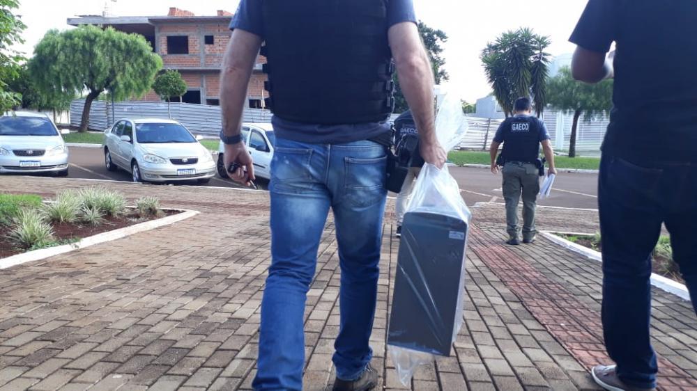 Fraude em licitação do lixo é alvo do Gaeco