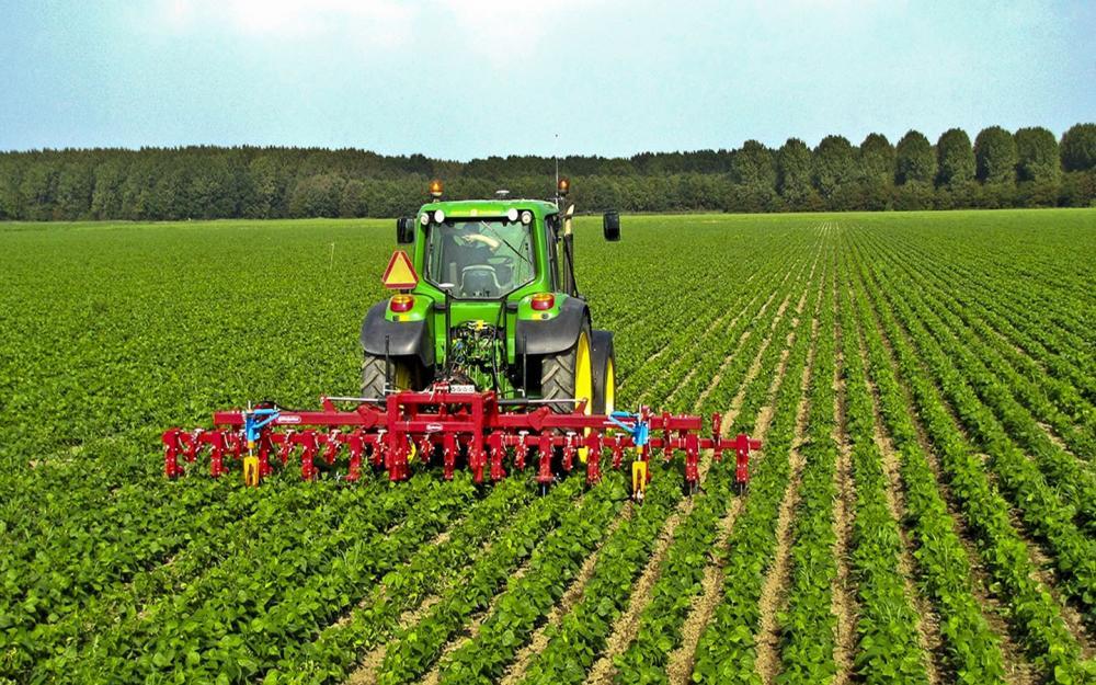 País agrícola