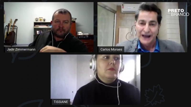 Entrevista com o jornalista Carlos Moraes