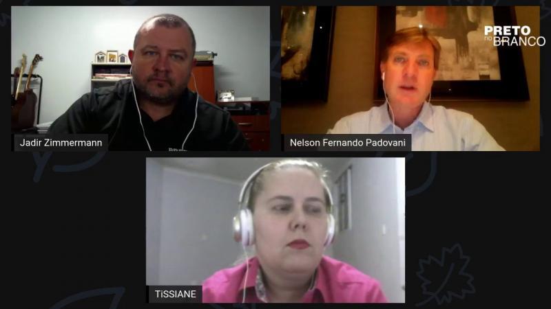 Entrevista com Nelsinho Padovani